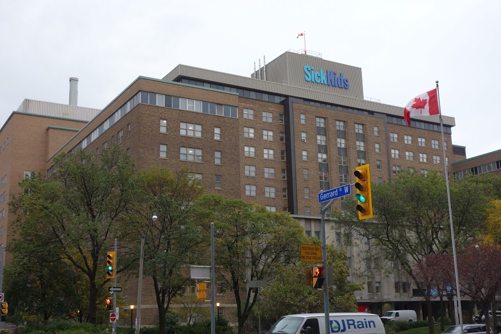 The Hospital for Sick Children | health | 555 University Ave, Toronto, ON M5G 1X8, Canada | 4168131500 OR +1 416-813-1500