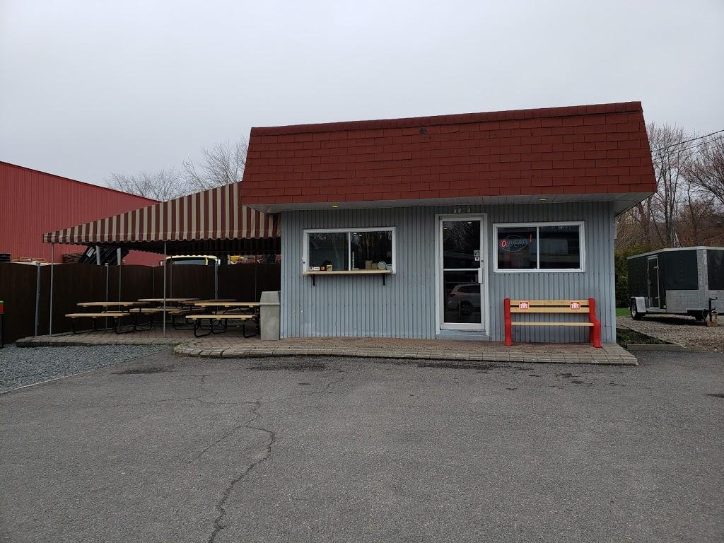 casse-croûte chez Louis | restaurant | 1175 Chemin de Château Bigot, Québec, QC G2L 1G3, Canada | 4186266868 OR +1 418-626-6868