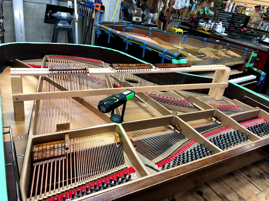 Torn Piano Co. | electronics store | 1249 Benneck Way, Port Coquitlam, BC V3C 5Y9, Canada | 6046714273 OR +1 604-671-4273