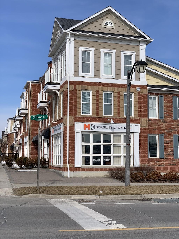 MK Disability Lawyers | point of interest | 2-3042 Bur Oak Ave, Markham, ON L6B 0R1, Canada | 6476974600 OR +1 647-697-4600