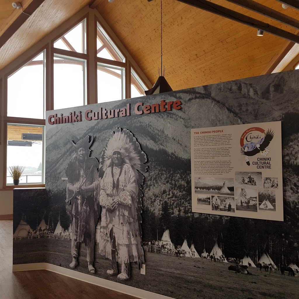 Chiniki Cultural Centre | museum | TransCanada Highway & Morley Road (Exit 131), Morley, AB T0L 1N0, Canada | 4038812056 OR +1 403-881-2056