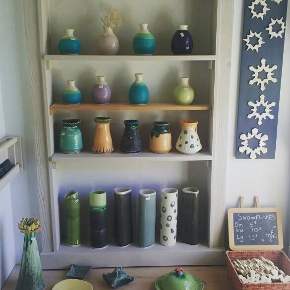 Wellington Pottery | store | 42 Consecon St, Wellington, ON K0K 3L0, Canada | 6133992330 OR +1 613-399-2330