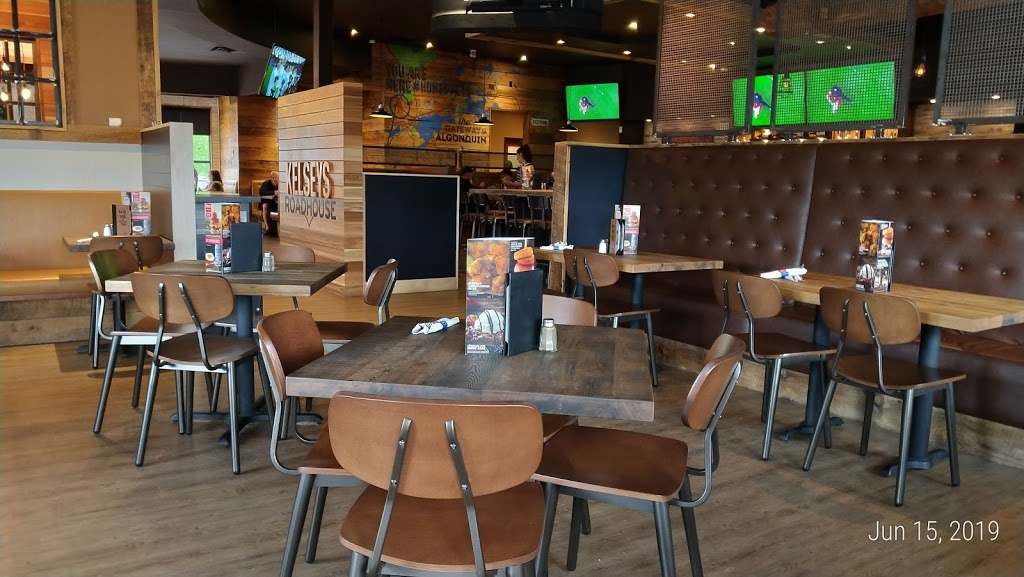 Kelseys Original Roadhouse   restaurant   111 Howland Dr, Huntsville, ON P1H 1A1, Canada   7057883216 OR +1 705-788-3216
