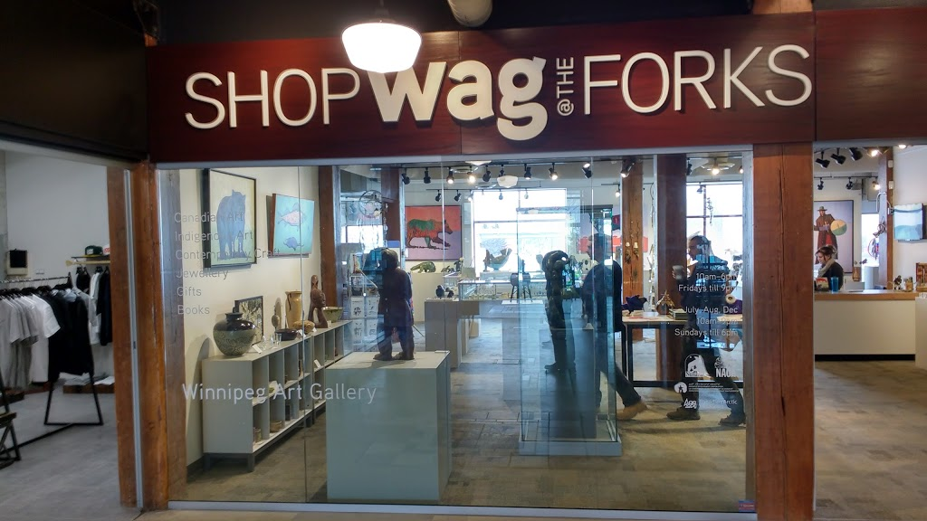 Shop Wag @ The Forks   clothing store   22866 Forks Market Rd, Winnipeg, MB R3C 4Y3, Canada   2047891349 OR +1 204-789-1349