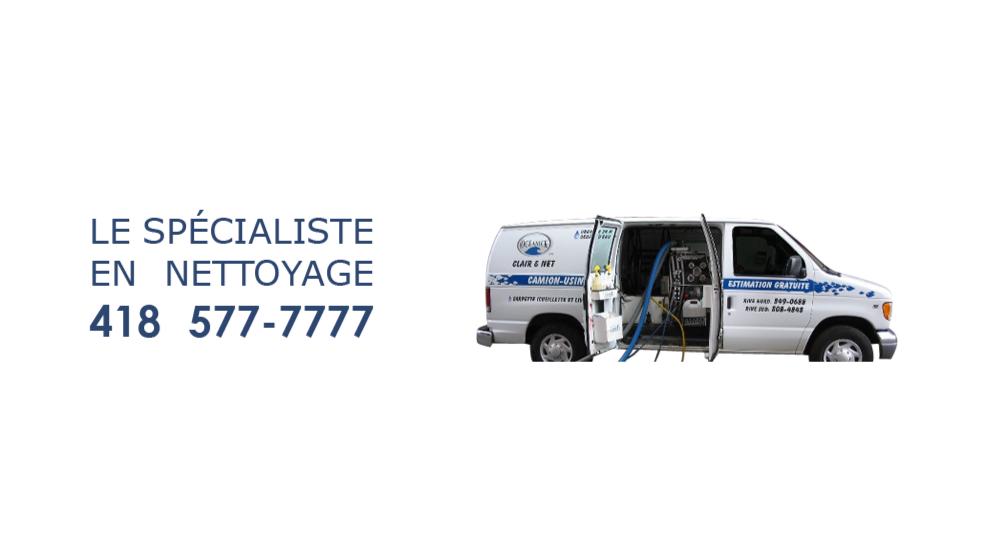 Océanick Inc | laundry | 655 Rue Maurice-Bois Suite 100, Québec, QC G1M 3G4, Canada | 4185777777 OR +1 418-577-7777