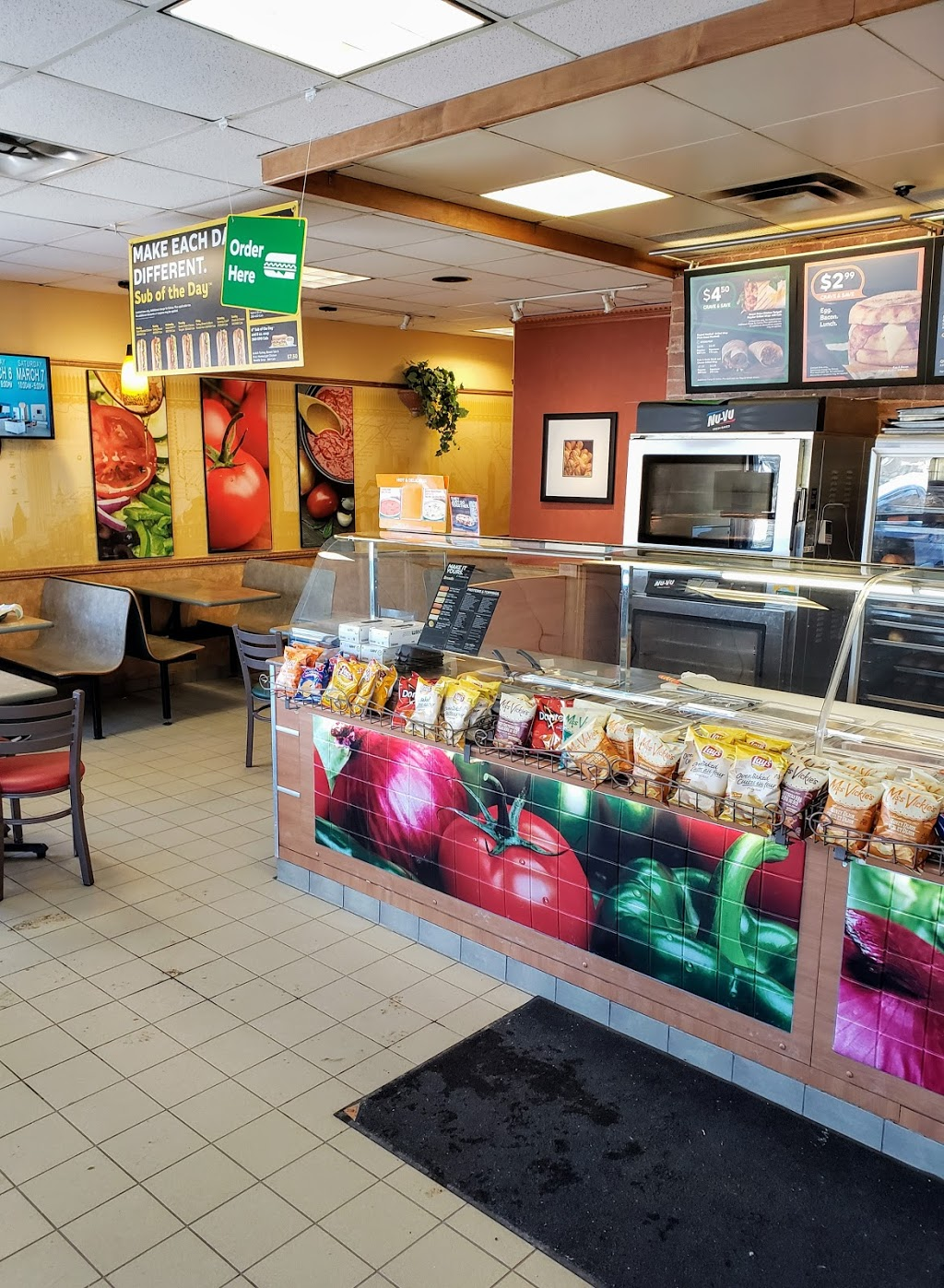 Subway | meal takeaway | 82 4 Ave SE, Carman, MB R0G 0J0, Canada | 2047453698 OR +1 204-745-3698