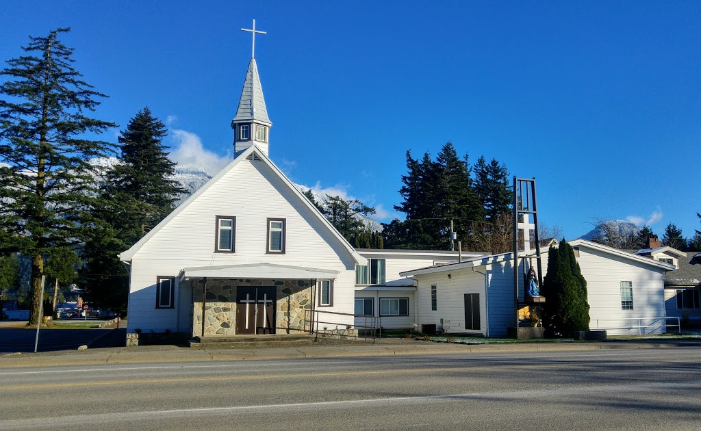 Hope Catholic Church | church | 671 WATER, Hope, BC V0X 1L0, Canada | 6048695382 OR +1 604-869-5382