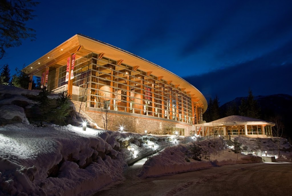 Squamish Lilwat Cultural Centre | museum | 4584 Blackcomb Way, Whistler, BC V8E 0Y3, Canada | 6049640990 OR +1 604-964-0990