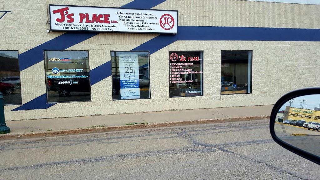 Js Place | car repair | 4921 50 Ave, Barrhead, AB T7N 1J6, Canada | 7806745595 OR +1 780-674-5595