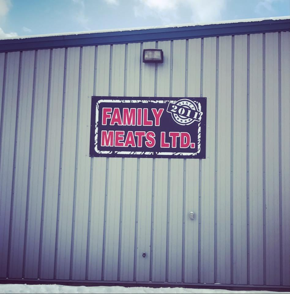 Family Meats (2018) Ltd. | point of interest | 5710 49 St, Ponoka, AB T4J 1E1, Canada | 4037836328 OR +1 403-783-6328