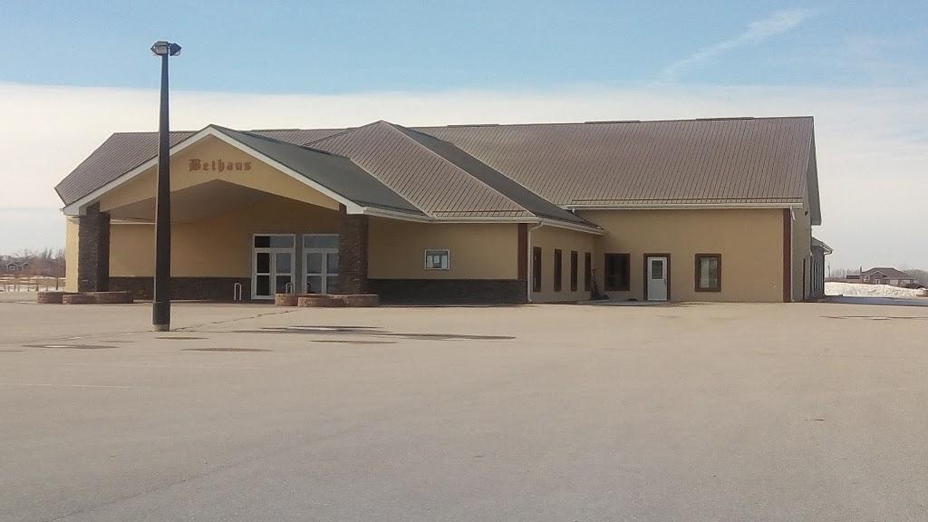 Bethaus Church | school | 35062 Rd 32 E, Mitchell, MB R5G 2N1, Canada