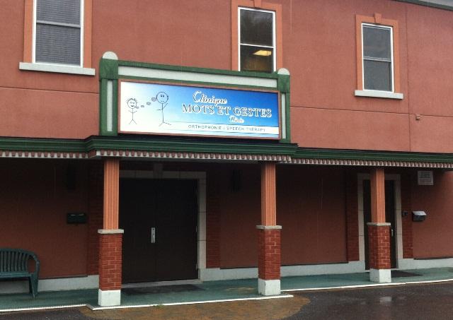 Clinique Mots et des gestes - Bureau dorthophonie   health   18 Rue de la Baie, Gatineau, QC J8T 3E3, Canada   8197703323 OR +1 819-770-3323