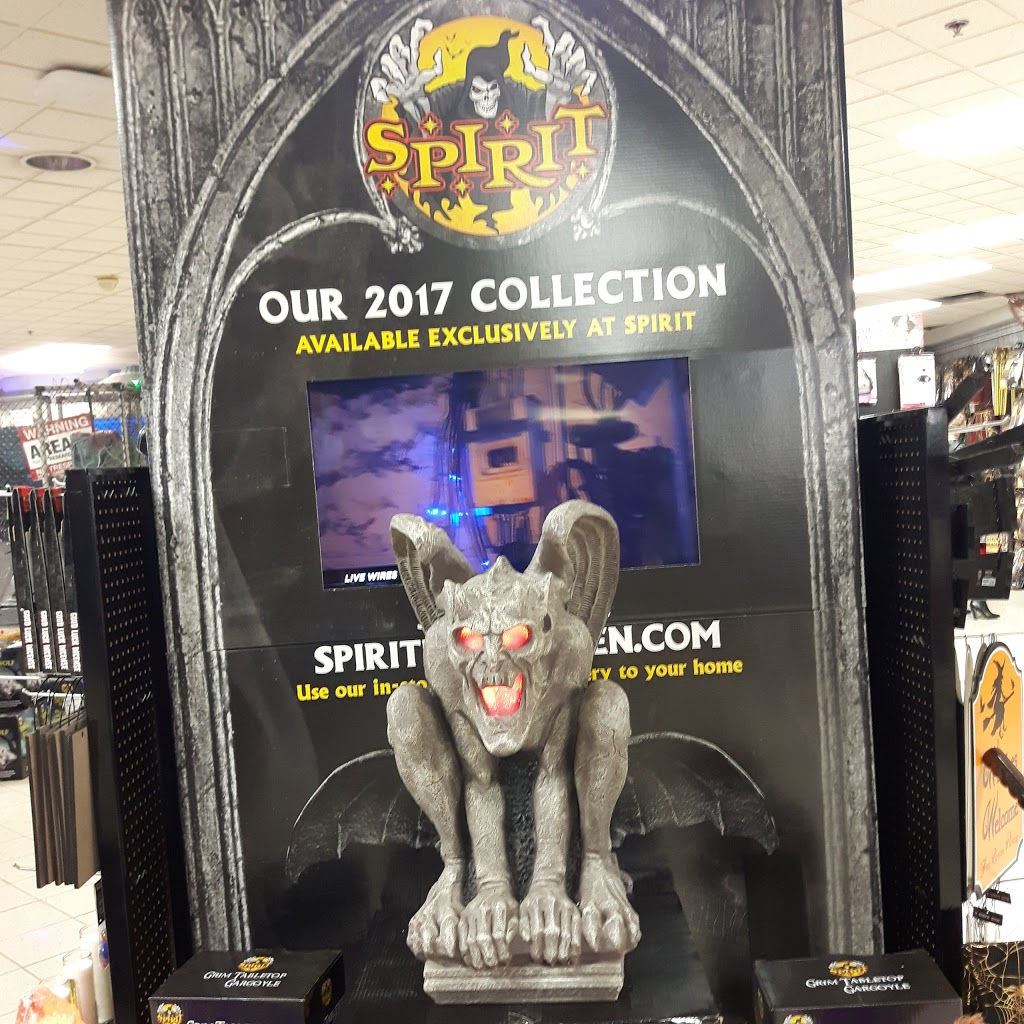 Spirit Halloween   clothing store   15704 37 St NW, Edmonton, AB T5Y 0S5, Canada   8665860155 OR +1 866-586-0155