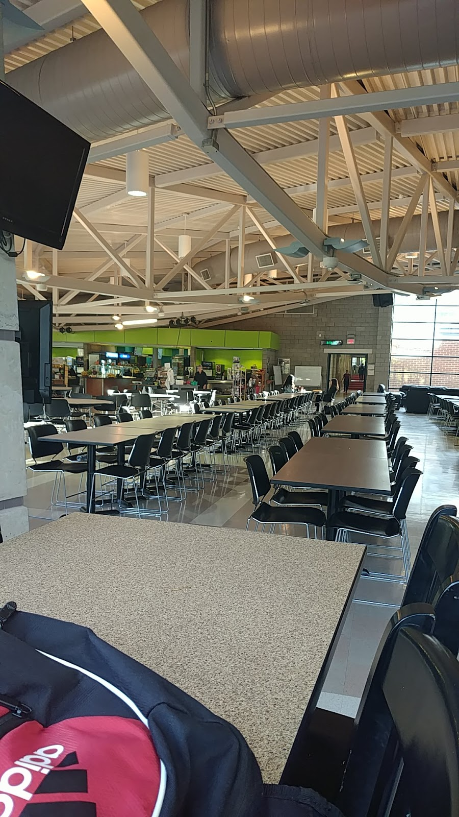 DeCew Residence Dining Hall | restaurant | Residence Rd, St. Catharines, ON L2S 3A1, Canada | 90568855503372 OR +1 905-688-5550 ext. 3372