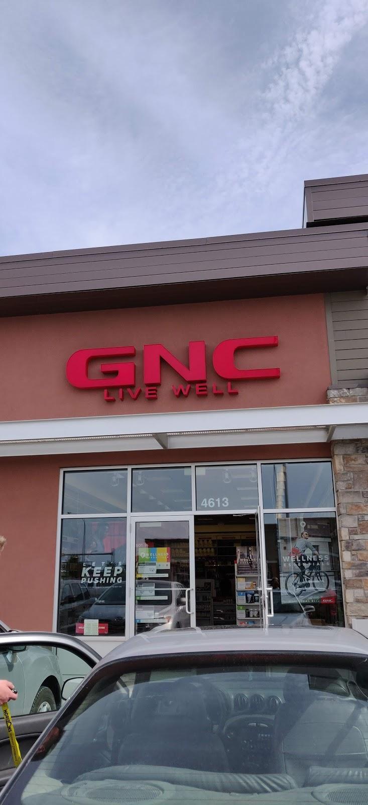GNC - General Nutrition Centres   health   4613 Gordon Rd #38, Regina, SK S4W 0B7, Canada   3065852277 OR +1 306-585-2277