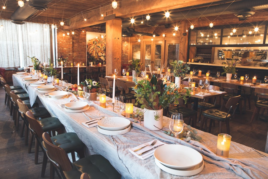 Chambar Restaurant | restaurant | 568 Beatty St, Vancouver, BC V6B 2L3, Canada | 6048797119 OR +1 604-879-7119