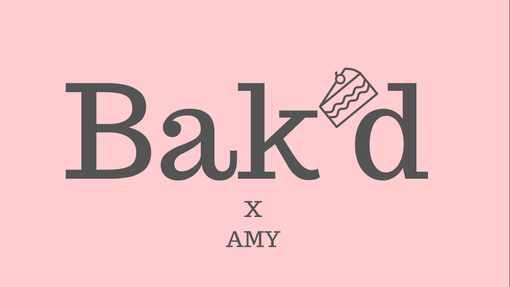 Bakd By Amy | bakery | 544 Steeves Rd, Nanaimo, BC V9R 0H8, Canada | 7783201045 OR +1 778-320-1045