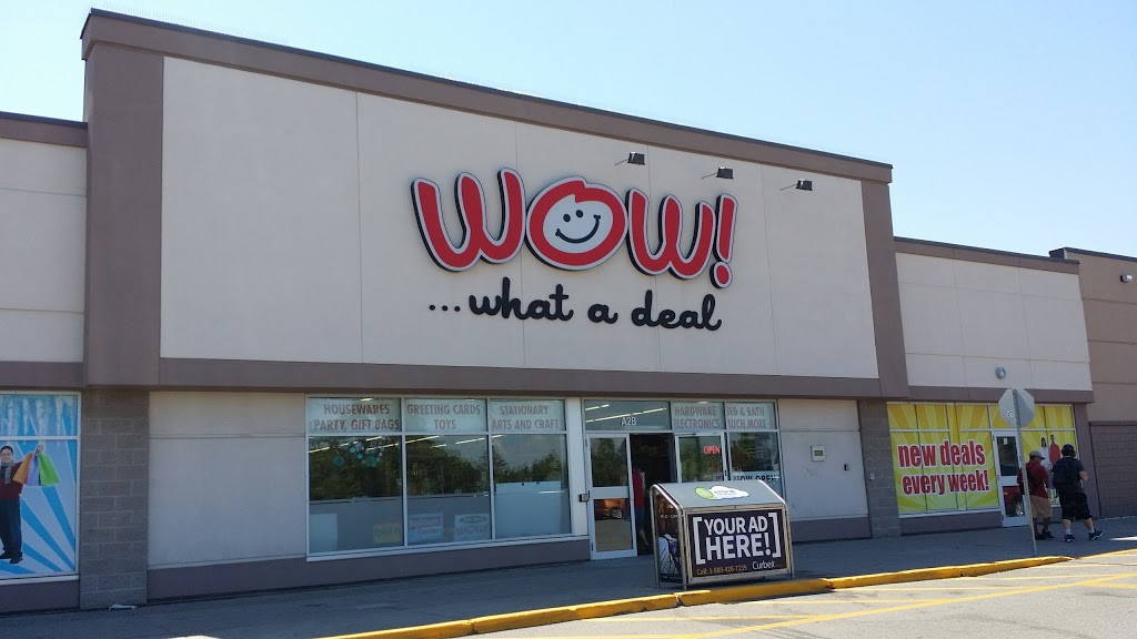 Wow ... What a Deal! | home goods store | 3100 Dixie Rd, Mississauga, ON L4Y 2A6, Canada | 9058979500 OR +1 905-897-9500
