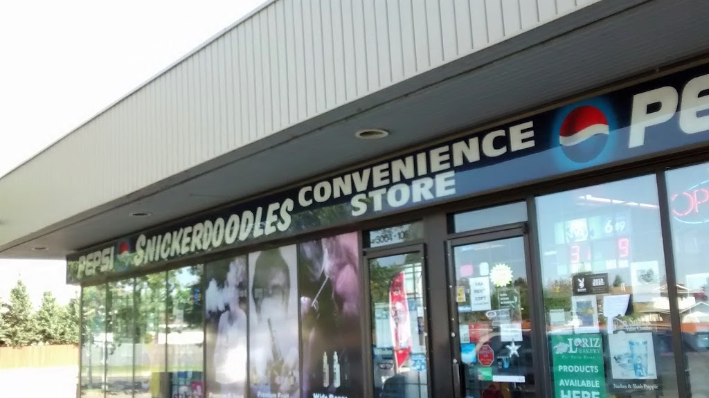 Snickerdoodles | convenience store | 3004 106 St NW, Edmonton, AB T6J 5M5, Canada | 7804375802 OR +1 780-437-5802