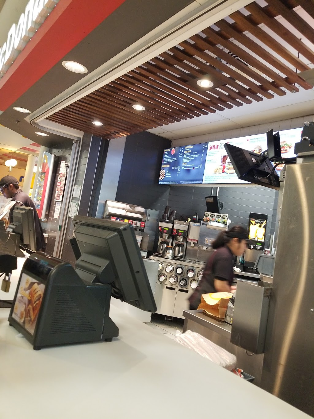 McDonalds | cafe | 700 Lawrence Ave W, North York, ON M6A 3B4, Canada | 4167830397 OR +1 416-783-0397