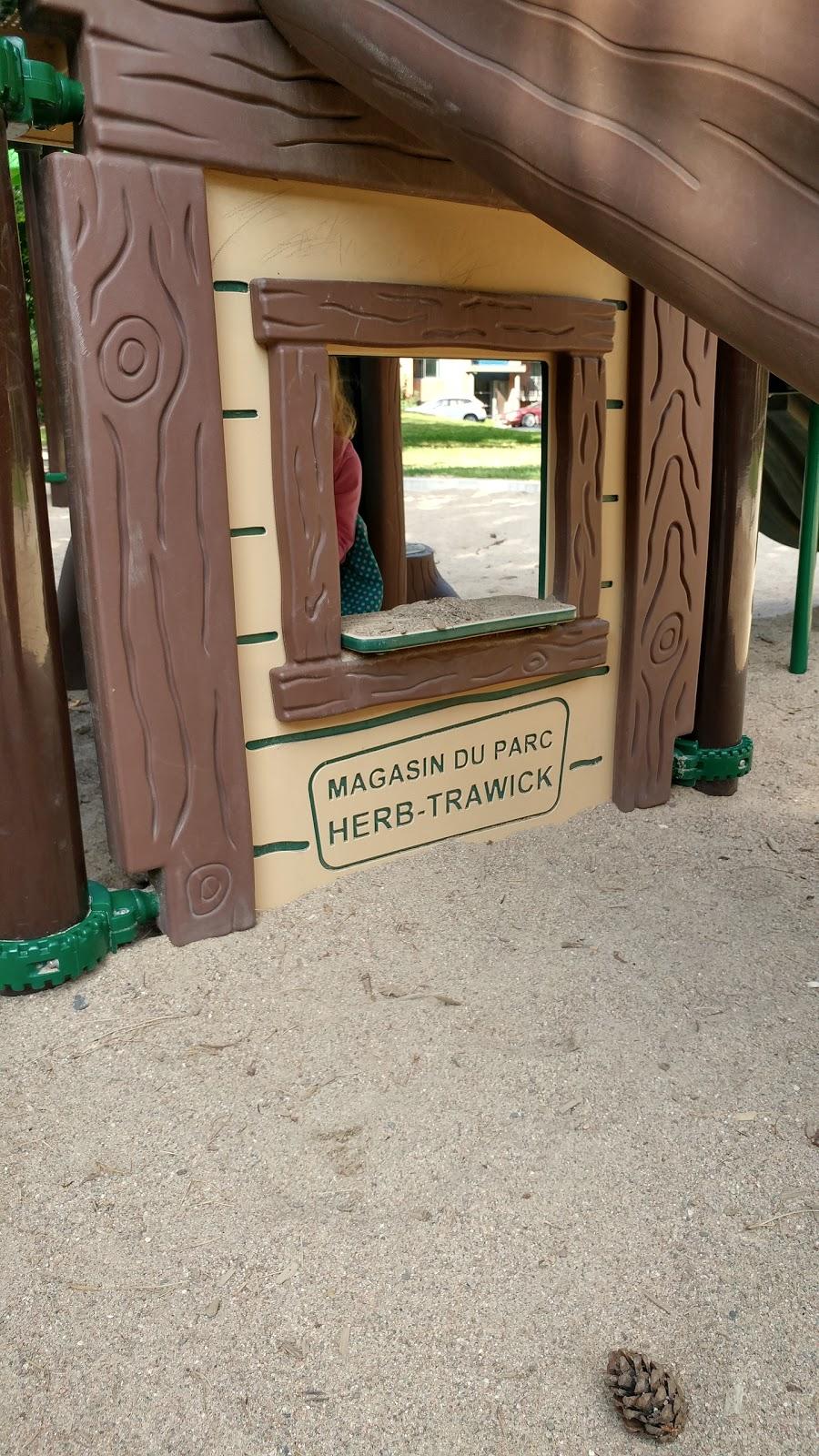 Herb Trawick Park | park | Avenue Lionel-Groulx, Montréal, QC H3J, Canada
