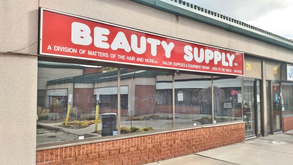 Beauty Supply Co | store | 2625 Weston Rd, North York, ON M9N 3V9, Canada | 4162408728 OR +1 416-240-8728