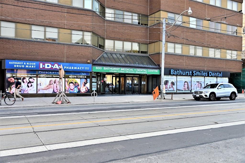Annex Medical Imaging   health   800 Bathurst St, Toronto, ON M5R 3M8, Canada   4165311128 OR +1 416-531-1128