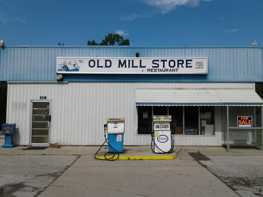 Florence Old Mill Store | store | 521 Florence Rd, Florence, ON N0P 1R0, Canada | 5196925091 OR +1 519-692-5091