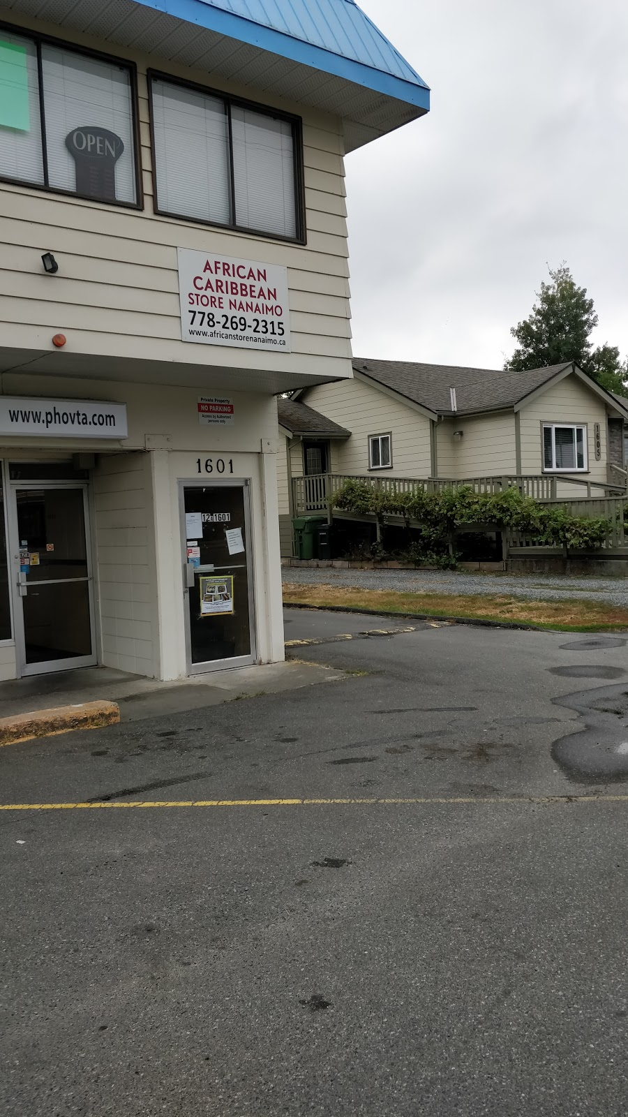 Alpha African-Caribbean Food Store   store   1601 Bowen Rd #12A, Nanaimo, BC V9S 1G5, Canada   7782692315 OR +1 778-269-2315