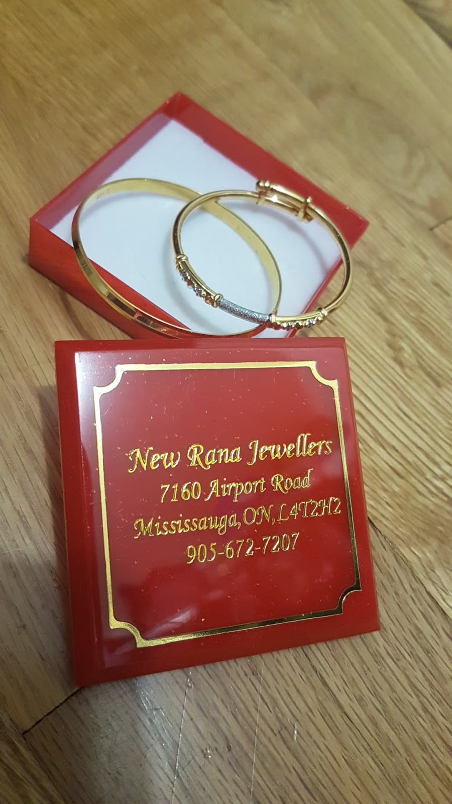 New Rana Jewellers Inc | clothing store | 7160 Airport Rd, Mississauga, ON L4T 2H2, Canada | 9056727207 OR +1 905-672-7207