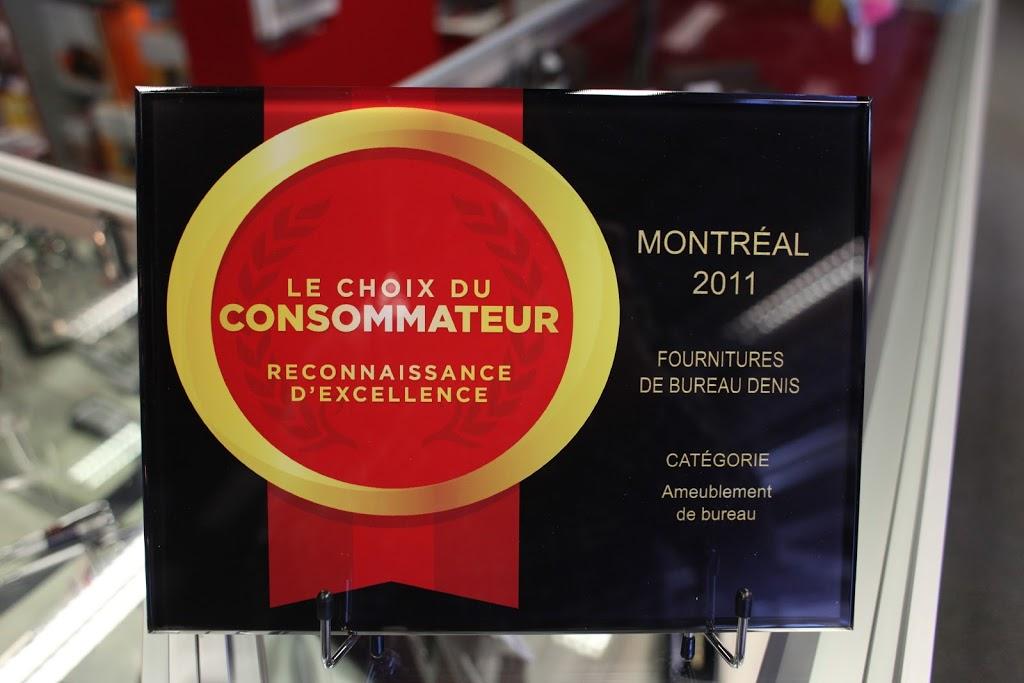 Denis Office Supplies | furniture store | 2990 Bd Le Corbusier, Laval, QC H7L 3M2, Canada | 5143368113 OR +1 514-336-8113