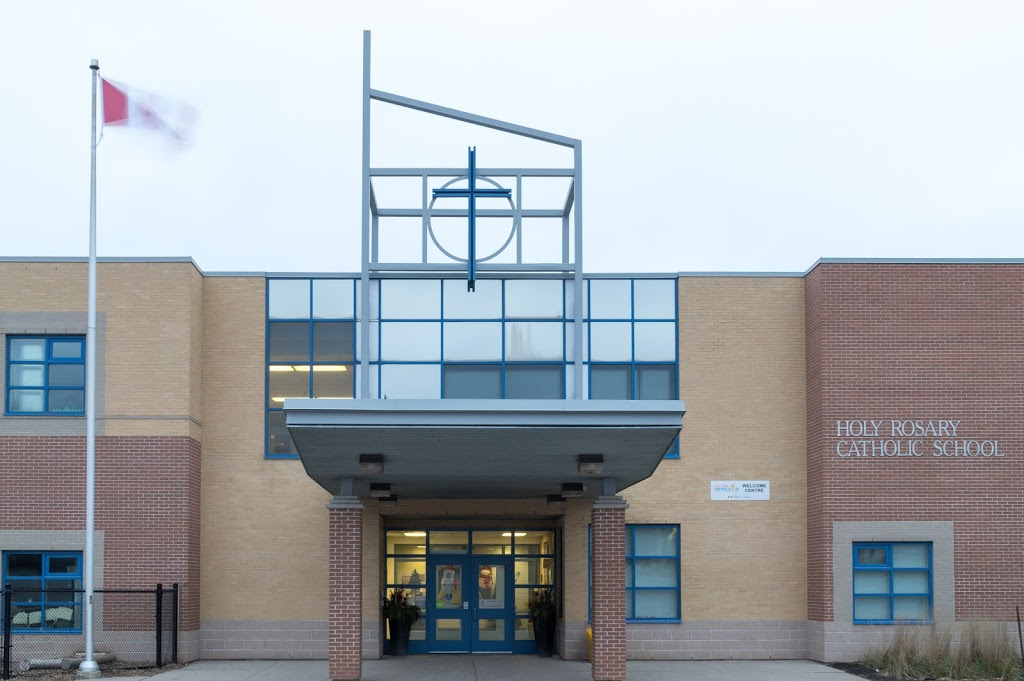 Holy Rosary (Milton) Catholic Elementary School | school | 141 Martin St, Milton, ON L9T 2R3, Canada | 9058761121 OR +1 905-876-1121