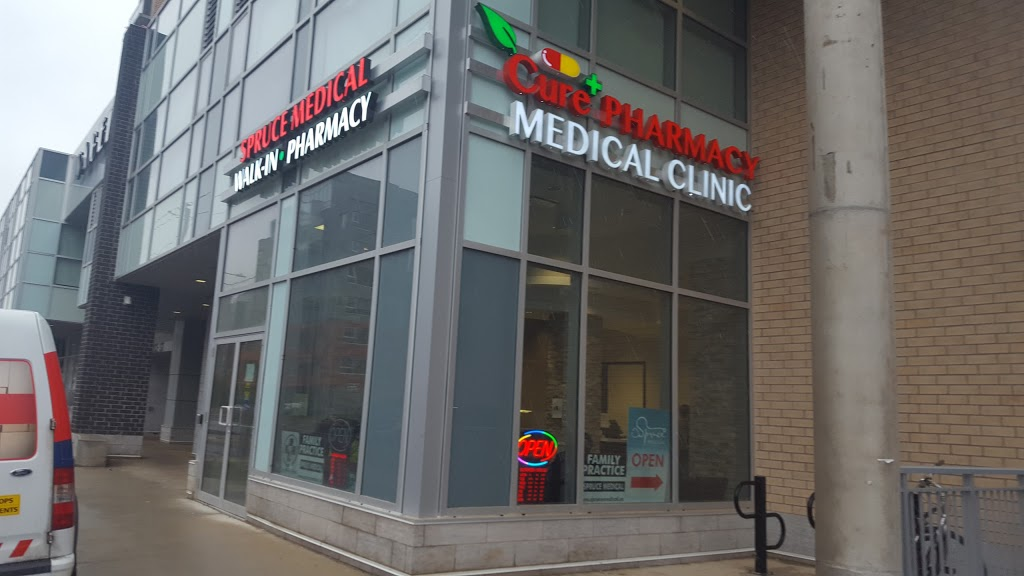 Spruce Medical Walk-in Clinic & Family Practice   doctor   318 Spruce St #105, Waterloo, ON N2L 0E9, Canada   5197251111 OR +1 519-725-1111