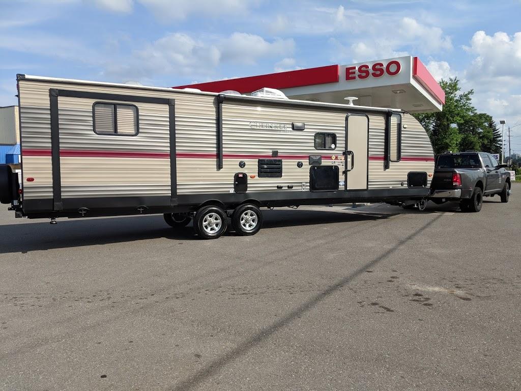 Esso | gas station | HWY 10 N RR 4, Orangeville, ON L9W 2Z1, Canada | 5199417772 OR +1 519-941-7772