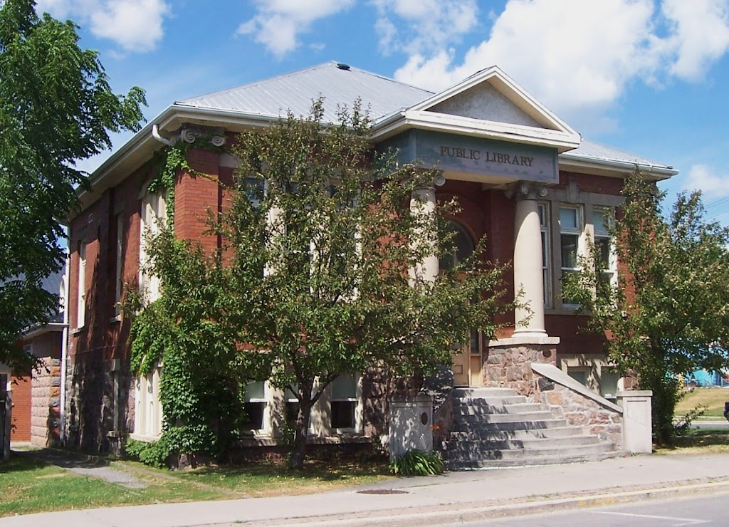 Campbellford Branch Public Library   library   98 Bridge St E, Campbellford, ON K0L 1L0, Canada   7056533611 OR +1 705-653-3611