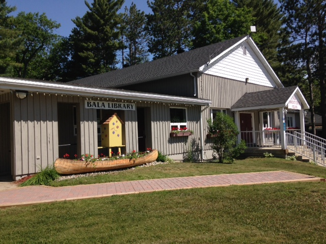Bala Library | library | 1008 Maple Ave, Bala, ON P0C 1A0, Canada | 7057621086 OR +1 705-762-1086