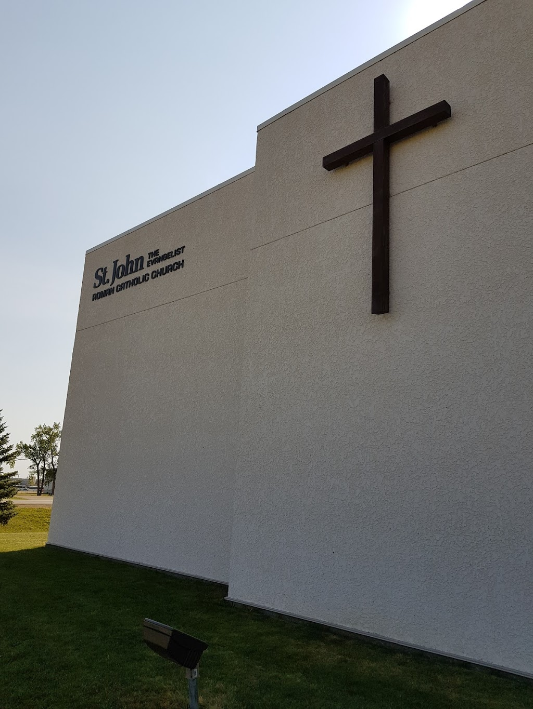 St. John the Evangelist Roman Catholic Church | church | 2 Academy Dr, Morden, MB R6M 2E8, Canada | 2048225240 OR +1 204-822-5240