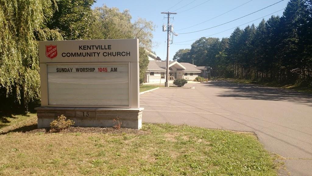 The Salvation Army Church | church | 15 Nichols Ave, Kentville, NS B4N 2G9, Canada | 9026782039 OR +1 902-678-2039