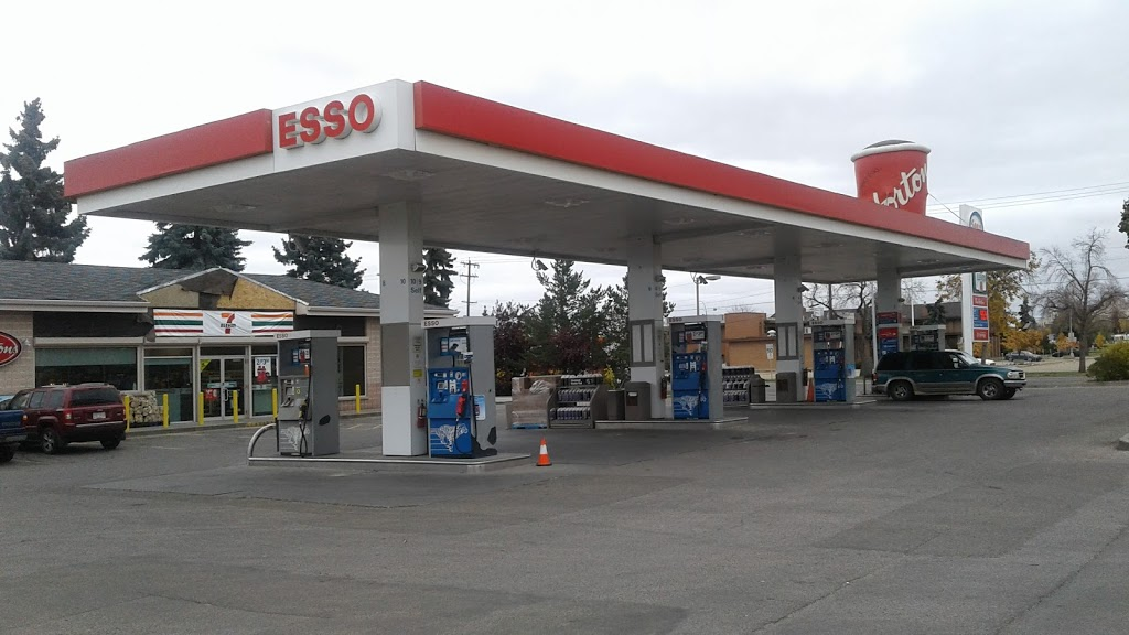 Esso | gas station | 10904 111 Ave NW, Edmonton, AB T5G 0C7, Canada | 7805080131 OR +1 780-508-0131