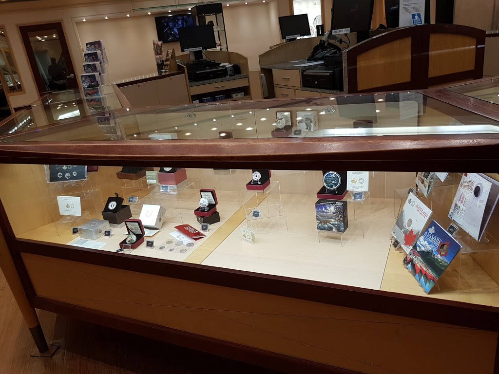 Royal Canadian Mint | store | 320 Sussex Dr, Ottawa, ON K1A 0G8, Canada | 6139938990 OR +1 613-993-8990