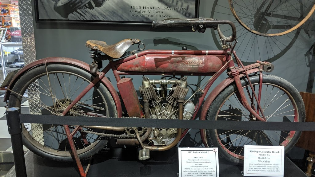 Dreamcycle Motorcycle Museum | museum | Trans-Canada Hwy, Sorrento, BC V0E 2W1, Canada | 2502535094 OR +1 250-253-5094