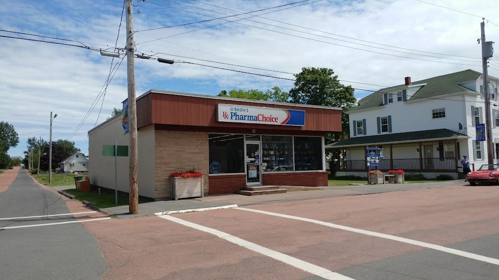 OBriens PharmaChoice | health | 98 Water St, Pugwash, NS B0K 1L0, Canada | 9022432551 OR +1 902-243-2551