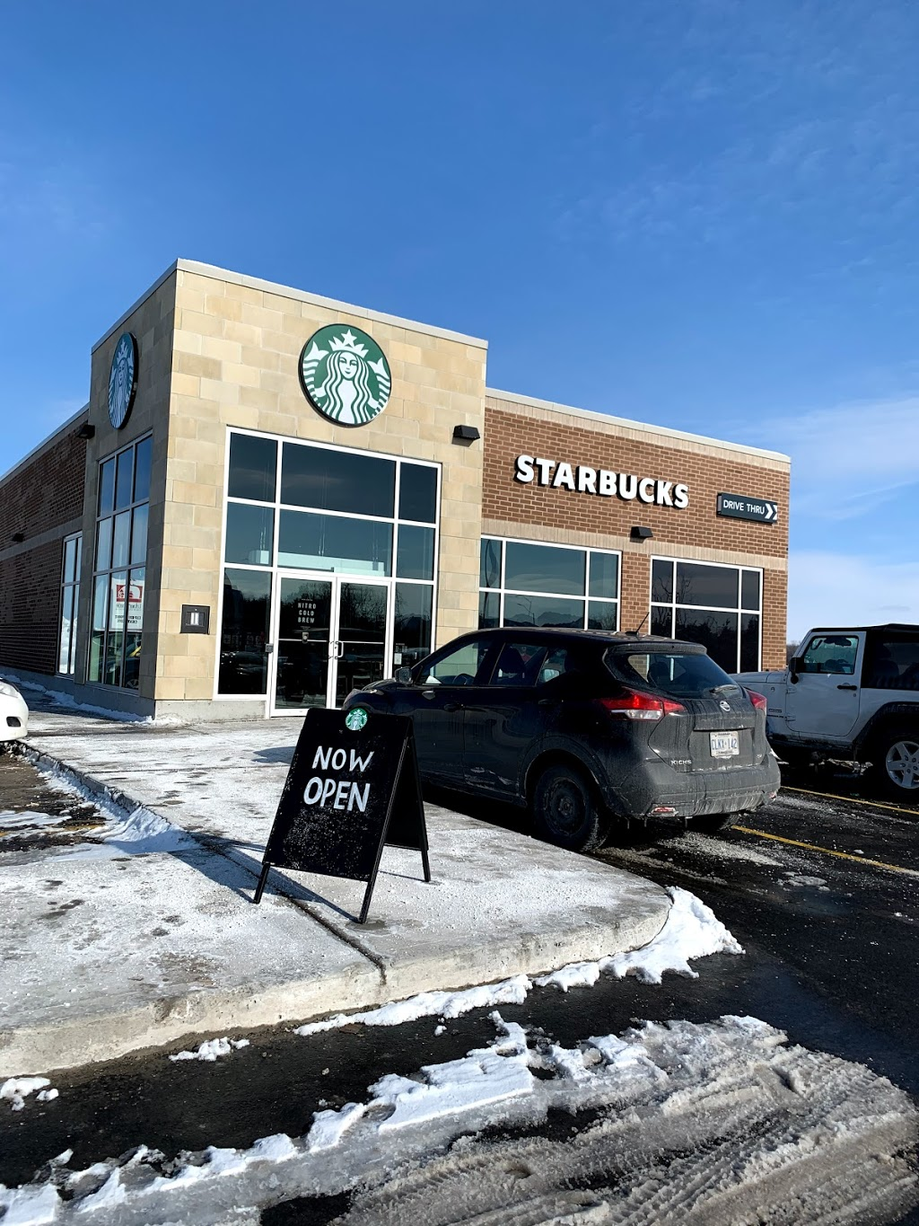 Starbucks | cafe | 4791 Bank St, Gloucester, ON K1T 3W7, Canada | 8007827282 OR +1 800-782-7282