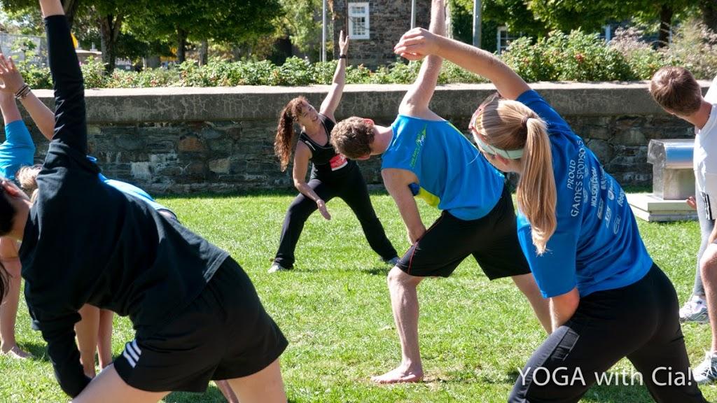 YOGA with Cia!   gym   6036 Coburg Rd, Halifax, NS B3H 1Y9, Canada