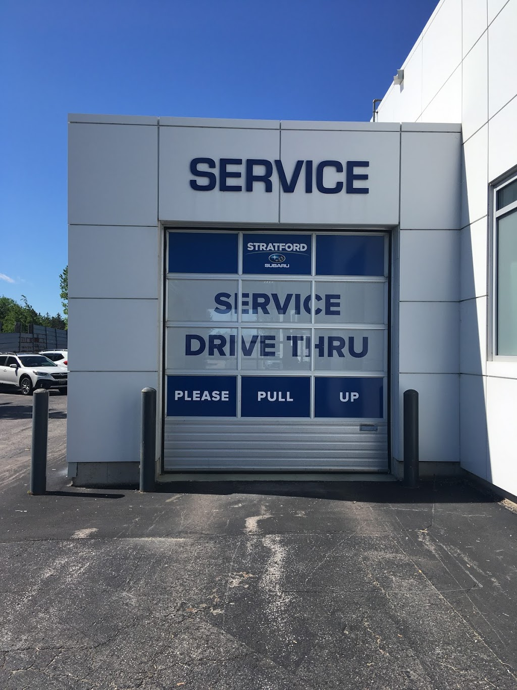 Stratford Subaru Vehicle Service Department | car repair | 2001 Ontario St, Stratford, ON N5A 6S5, Canada | 5192733116 OR +1 519-273-3116