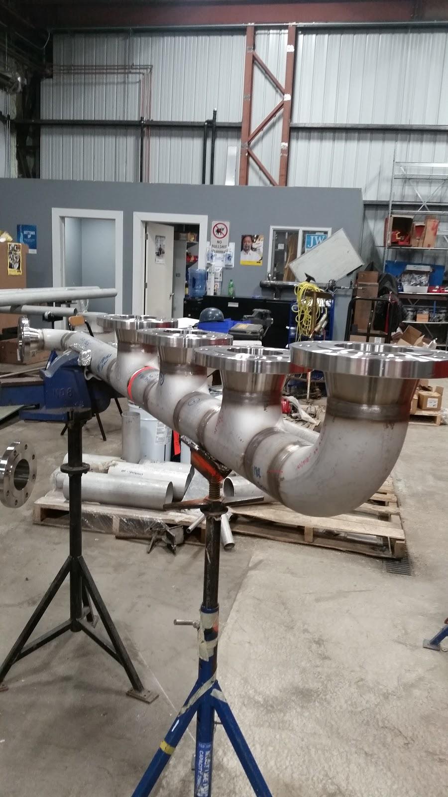 Canweld Fabricators Inc. | point of interest | 53109 Range Rd 32, Duffield, AB T0E 0N0, Canada | 7806691265 OR +1 780-669-1265