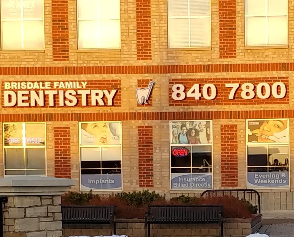 Brisdale Family Dentistry   dentist   5 Brisdale Dr #101, Brampton, ON L7A 0S9, Canada   9058407800 OR +1 905-840-7800