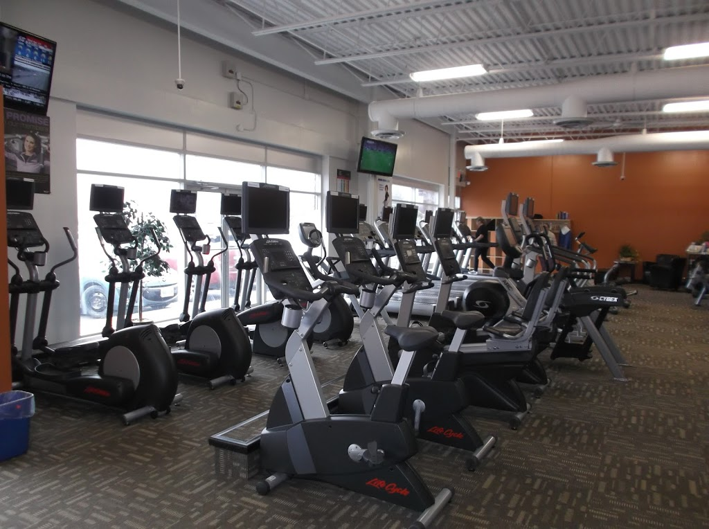 Anytime Fitness 224 Centennial Rd Orangeville On L9w 5k2 Canada