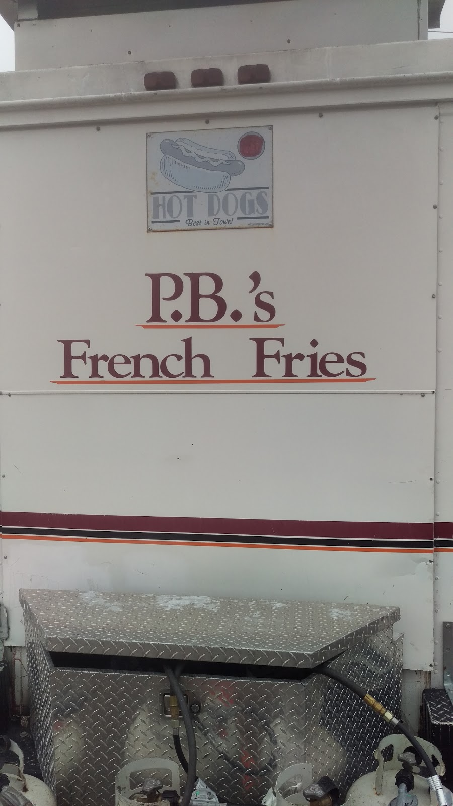 P.B.s French Fries | restaurant | 92Thames Street North, Ingersoll, ON N5C 3A9, Canada