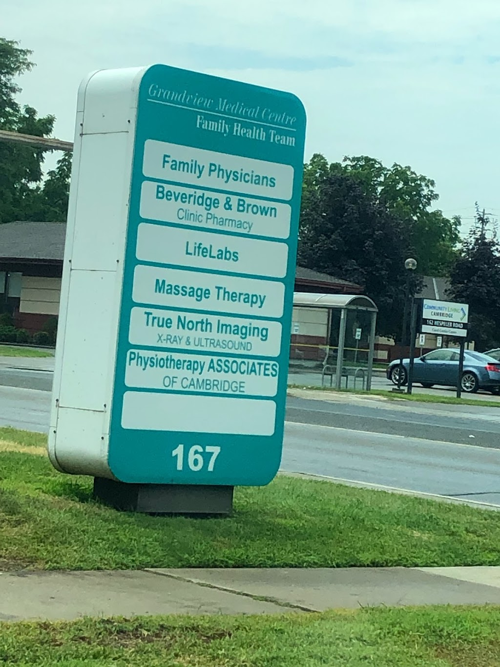 Grandview X-Ray & Ultrasound   health   167 Hespeler Rd, Cambridge, ON N1R 3H7, Canada   5196236060 OR +1 519-623-6060